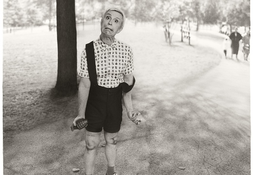 Diane Arbus Child with Toy Hand Grenade 1962 2014
