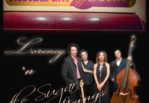 Loreney sugar strings